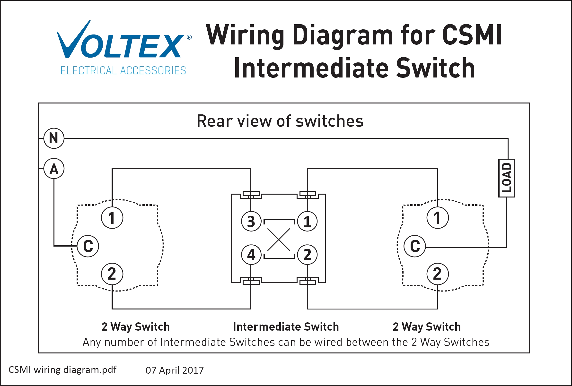 intermediate switch wiring diagram pdf   38 wiring diagram